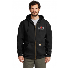 Trios Carhartt Hoodie with Embroidered logo